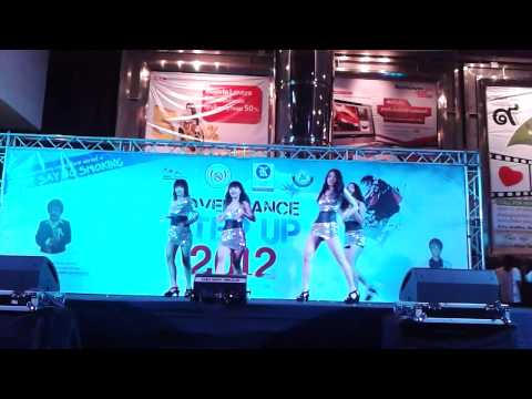 [120819] FAIRY cover SISTAR (씨스타) :: MA BOY + So Cool @ SSS Cover Dance STEP UP