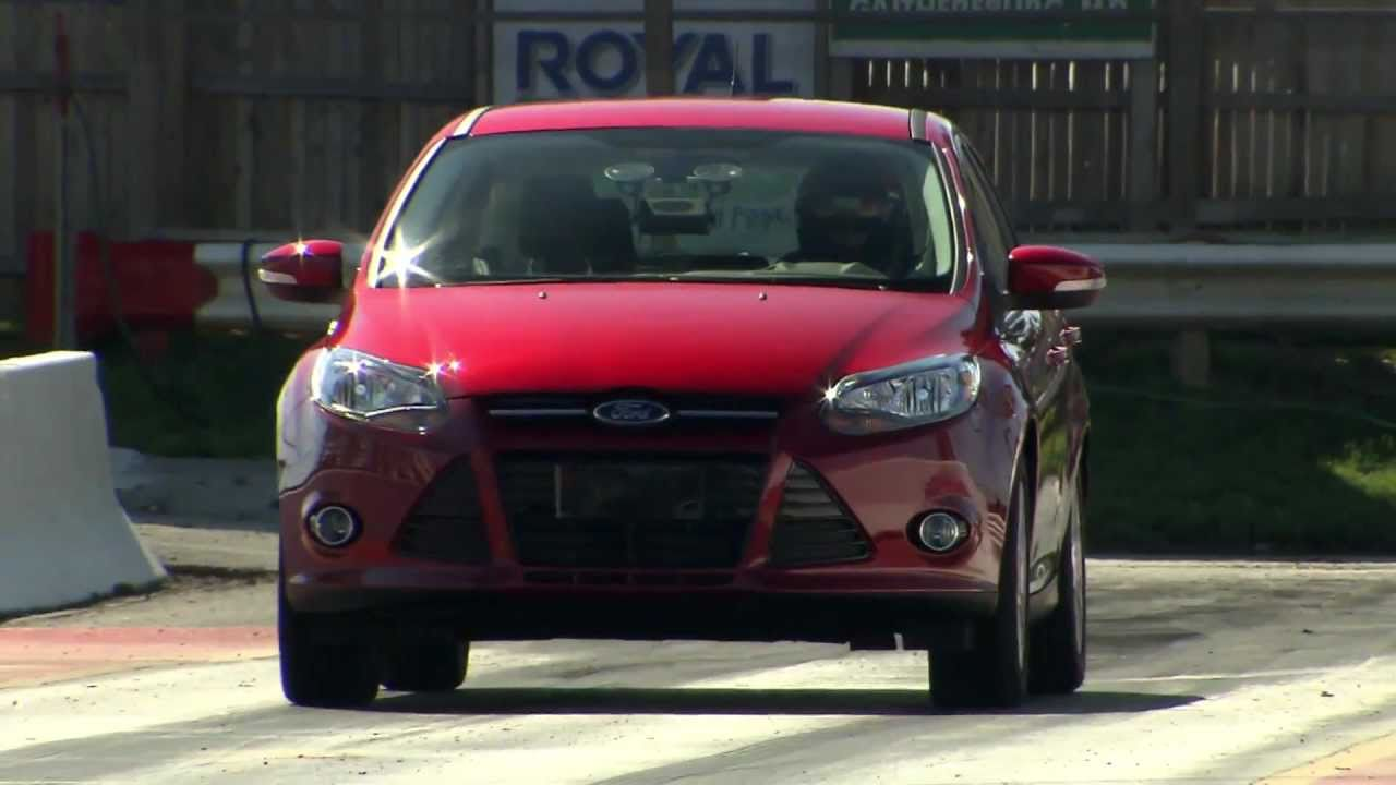 Road Test 2012 Ford Focus  YouTube