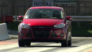 Road Test: 2012 Ford Focus