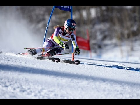 Mikeala Shiffrin's Record-Breaking World Cup Win  |  In Search of Speed
