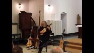 Adrien Le Roy - 5 Branles de Bourgongne (Karel Fleischlinger - renaissance guitar)