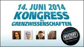Kongress der Grenzwissenschaften 2014
