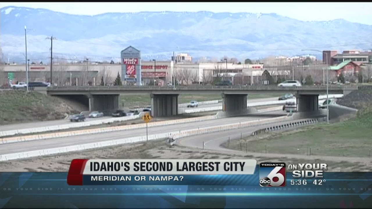 Meridian may pass Nampa to be second largest Idaho city ...