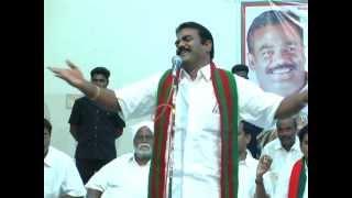 Thaniyarasu Speech In DheeranChinnamalai Ninaivunaal AADI 18 2010 Part 2