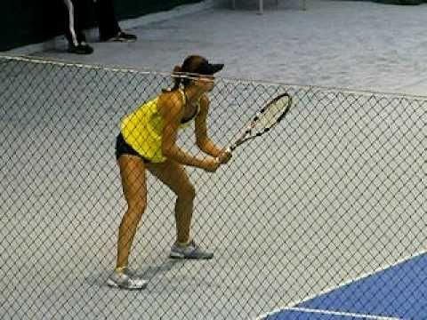 Camila Giorgi  Hart Open 2010 Zawada Poland_part2.AVI