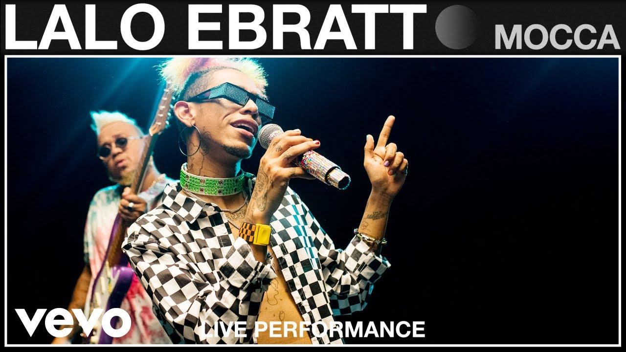Resultado de imagen para Lalo Ebratt - Mocca - Live Performance