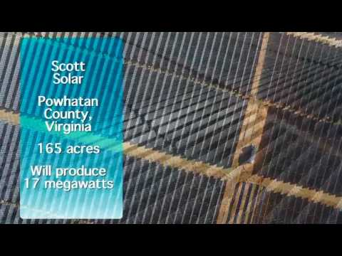 Virginia Solar Facilities