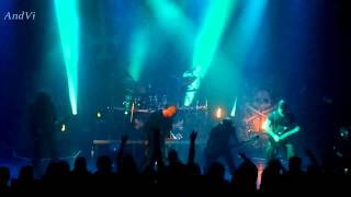Mayhem - Buried by Time and Dust (HD), Live at Sinus - Stormen,Bodø(Norway) 22.11.2014