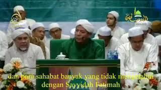 Download Video Beginilah Sosok Sayyidatuna Fatimah Azzahra - Alhabib Segaf Baharun, M.HI MP3 3GP MP4
