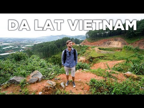 DA LAT, Vietnam - I Had NO IDEA It Was SO BEAUTIFUL!