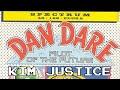 Dan Dare: Pilot of the Future Review - ZX Spectrum - Kim Justice (Kimblitz #10)