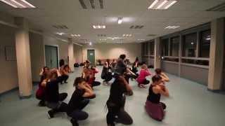 Audrey Carlita - Chorégraphie RaggaDancehall - Baby Cham ft O PumPum Tun Up
