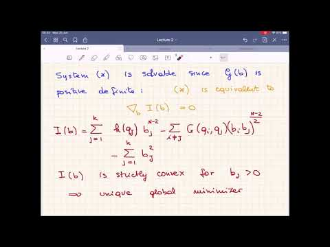 Monica Musso: Blow Up Solution For The Energy Critical Heat Equation, Lecture III