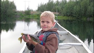 Fishing Northern Pike With Mason ..................... Take a Kid Fishing