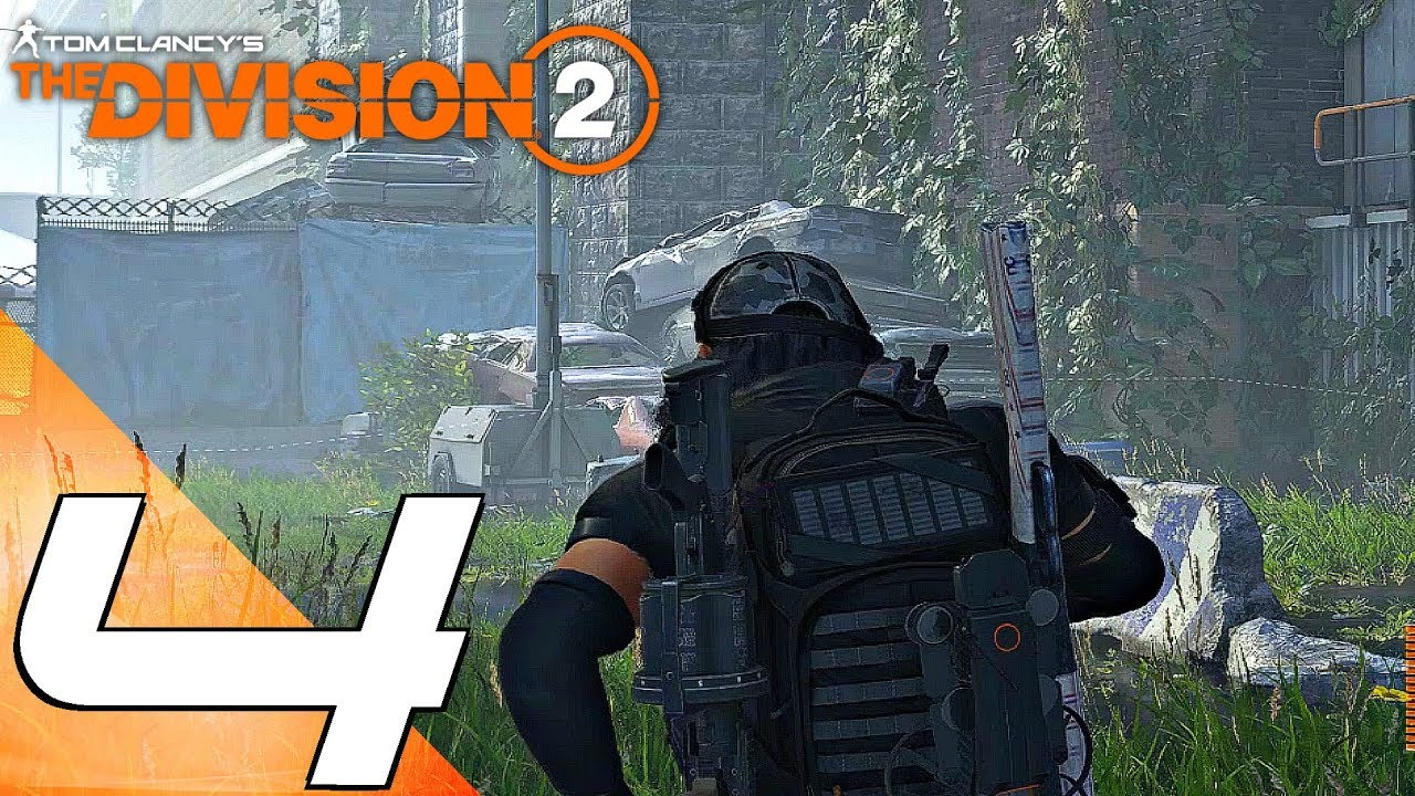 THE DIVISION 2: Warlords of New York - Gameplay Walkthrough Part 4 - Theo Parnell Boss (PC Ultra)