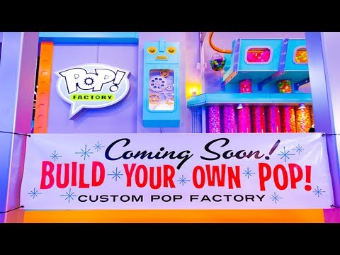Funko News | Pop Factory is Now OPEN and Much More!
