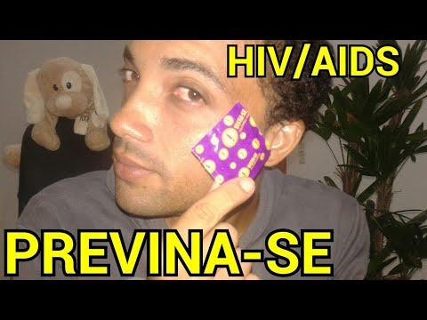 COMO O HIV/AIDS MARCOU MINHA VIDA