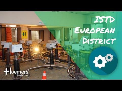 How It Works - In Situ Thermal Desorption in European District, Brussels