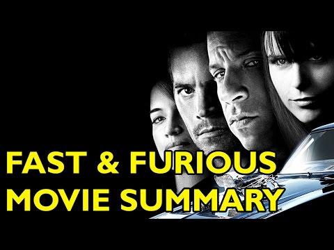 Movie Spoiler Alerts - Fast & Furious (2009) Video Summary