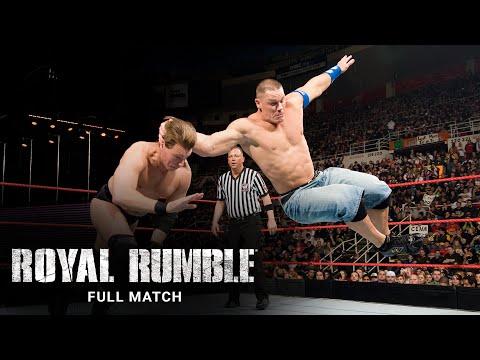 FULL MATCH - John Cena vs. JBL – World Heavyweight Title Match: Royal Rumble 2009