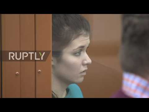 Russia: Moscow student sentenced to 4 years 6 months in jail for 'terrorist activity'