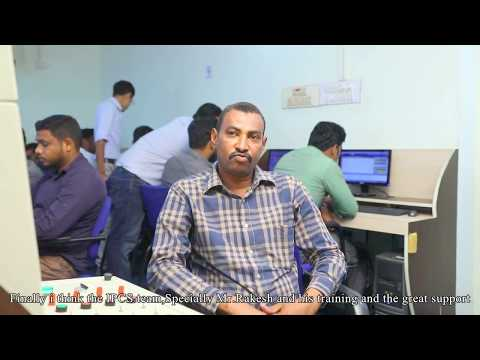 IPCS Automation Review :Abede Lati Ahamed from SUDAN