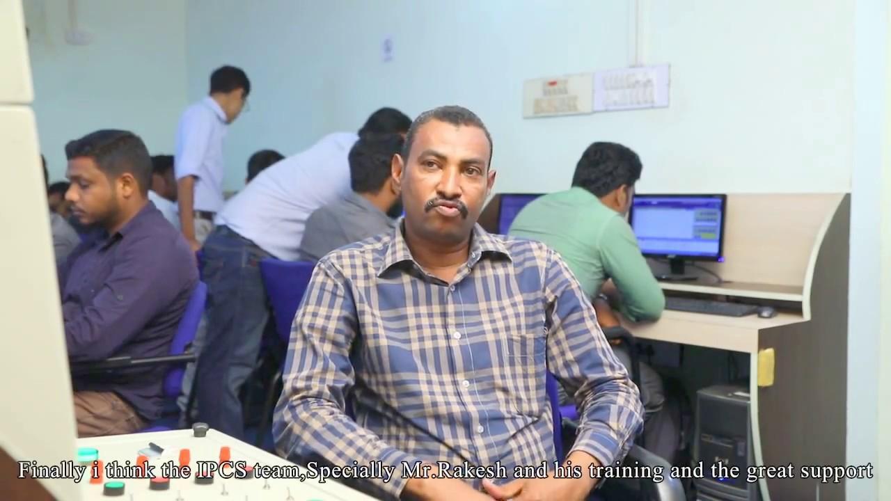 IPCS Best Automation PLC SCADA CCTV BMS Courses Training Institute
