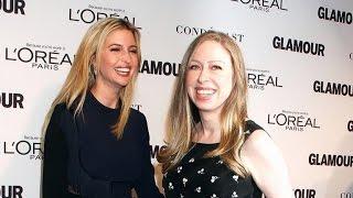 Ivanka Trump: Chelsea Clinton Friendship Lasts Because We Don't Discuss Politics