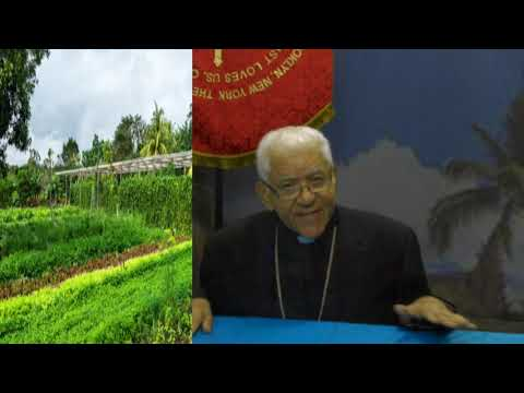 Bahamas-Interview with Archbishop Patrick Pinder