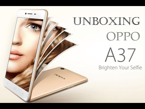 Unboxing Oppo A37 | Harga Promo