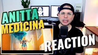 Baixar Anitta - Medicina | REACTION