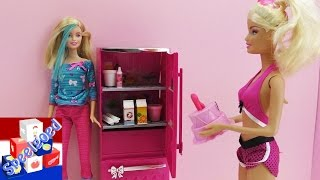 Barbie Koelkasten Vergelijking – Barbie Glam Fridge Getest