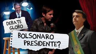 Fábio Rabin - Debate da Globo / Eleições 2018