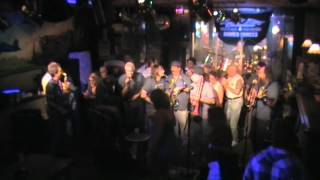 "Blue Boar Choir - Feelin"" Alright @ the Blue Boar / Open Mic Night"