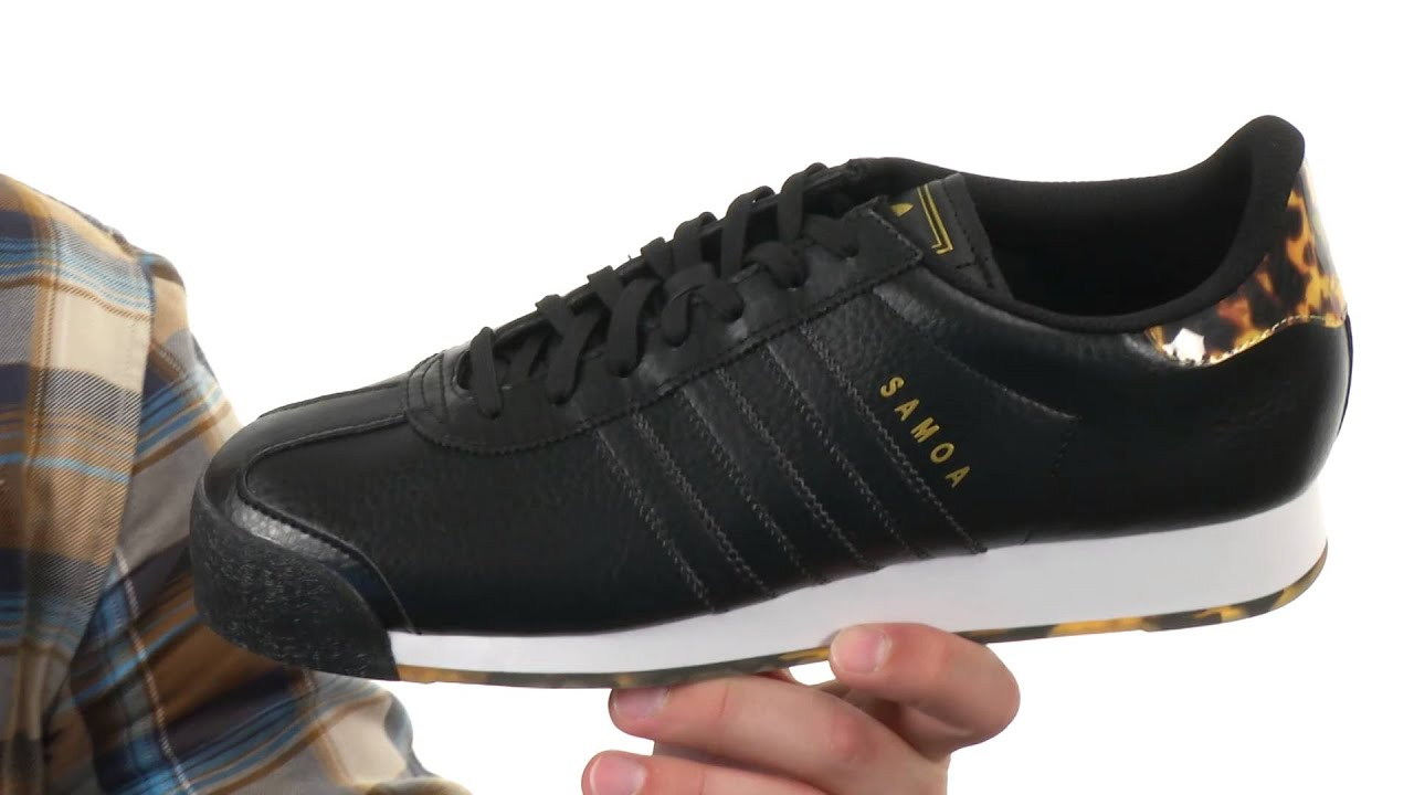 adidas Originals Samoa - Tortoise Shell SKU 8601550 - YouTube 03b582dc2