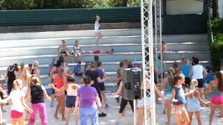 Zumba Fitness Rumba Buena by Katja ( Union Lido 2014 Resort)
