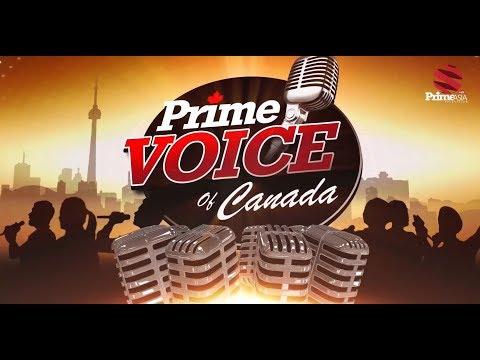 Prime Voice Of Canada#2 Toronto Finale (PrimeAsiaTV)