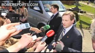 Católicos irlandeses se movilizan para que no se cierre la embajada de Irlanda ante el Vaticano