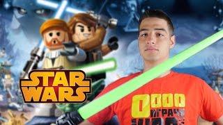 Христо играе: Lego Star Wars