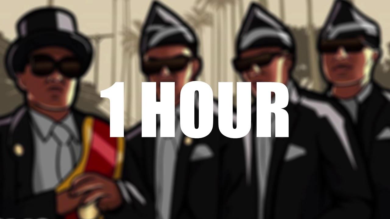 1 hour of COFFIN DANCE MEME PedroDJDaddy Trap Remix - YouTube