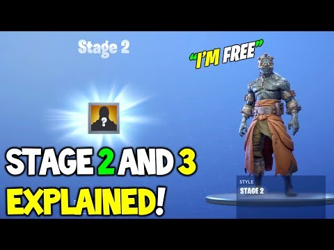 How To Unlock the Prisoner Skin Stage 2 and 3 Explained! Key Location to Unlock the Snowfall Stage 2 Mp3