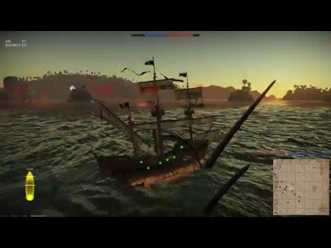 War Thunder Age of Sail