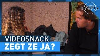 Gerrit vraagt Shelley verkering! - UTOPIA (NL) 2018