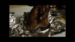Beer Can Turkey!