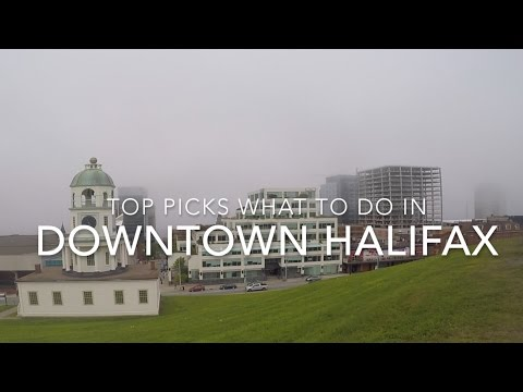 Top picks what to do in Downtown Halifax