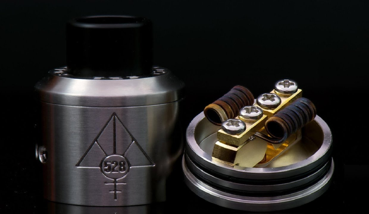 Image result for Goon RDA 24mm by 528 Custom Vapes