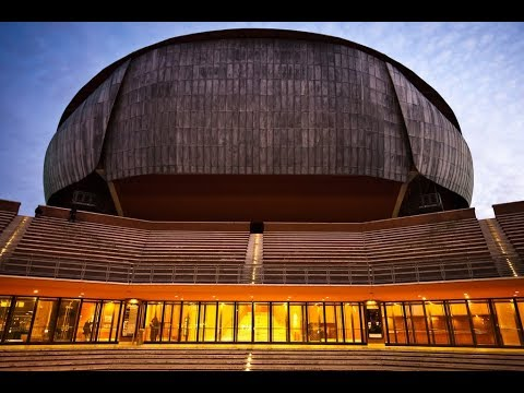 Places to see in ( Rome - Italy ) Auditorium   Parco della Musica