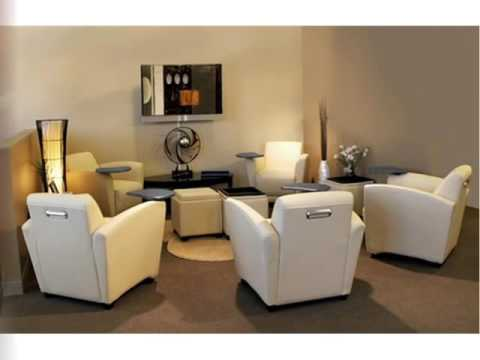 Modern Office Lobby Furniture Ideas