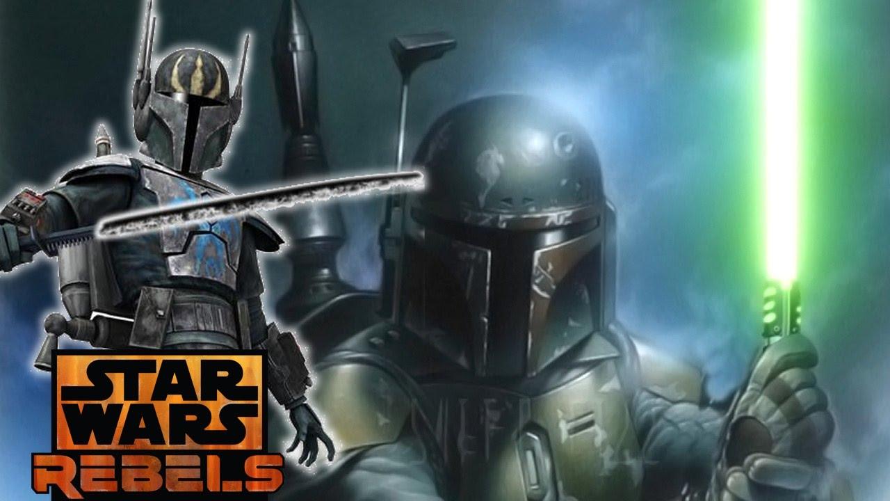 Image - RequestS Jedi Mandalorian by Daennika.jpg | Star Wars ...