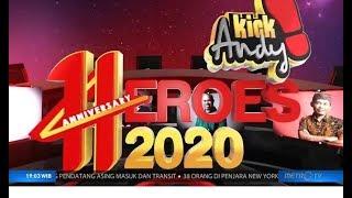 Kick Andy Heroes 2020 - Sinergi untuk Negeri